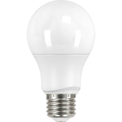 Satco 40W Equivalent Medium Natural Light A19 LED Light Bulb