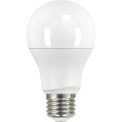 Satco 60W Equivalent Medium Natural Light A19 LED Light Bulb