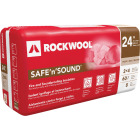 Rockwool Safe N Sound 24 In. x 47 In. Stone Wool Insulation (8-Pack) Image 1