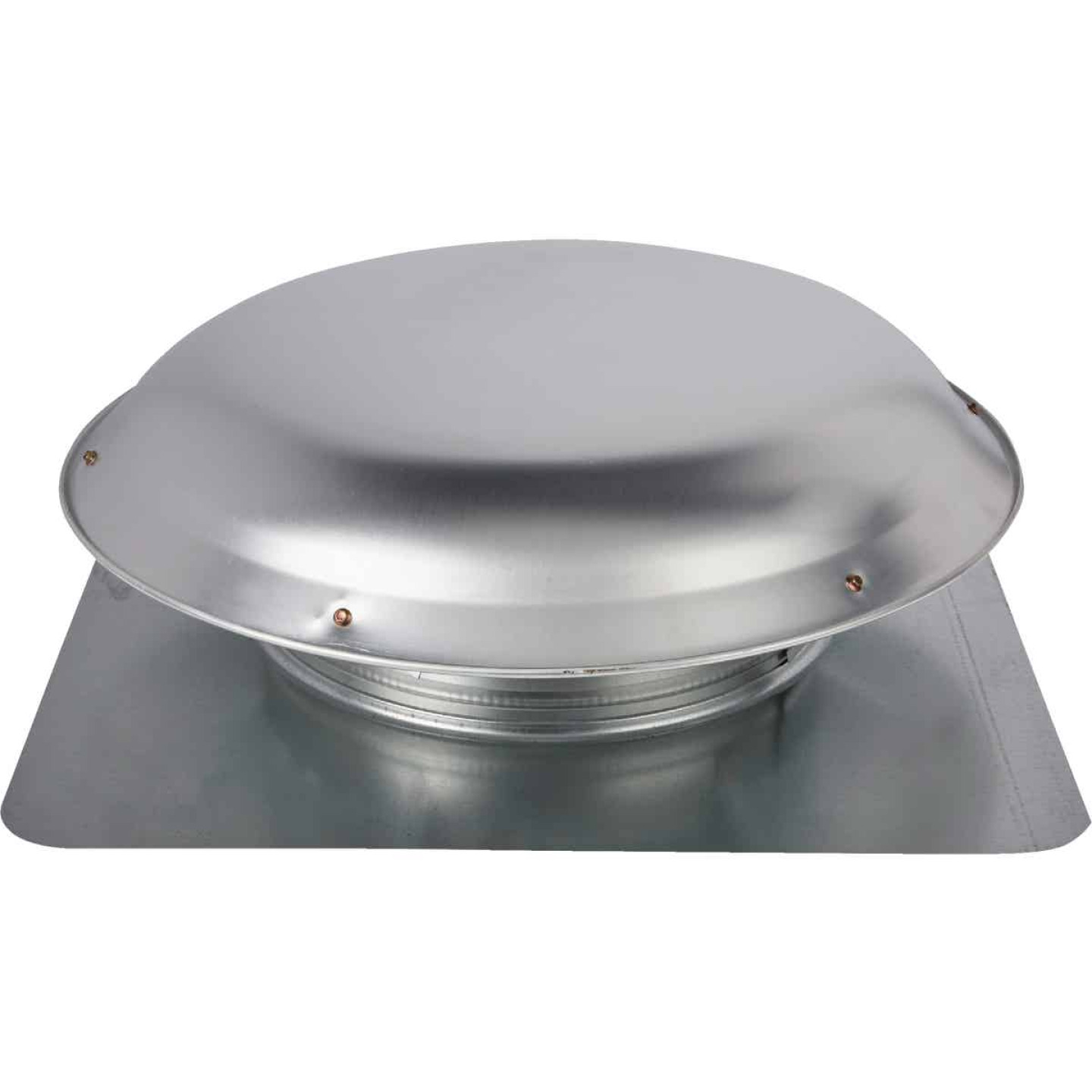 Ventamatic 1400 Aluminum Power Roof Mount Attic Vent Mill Image 1