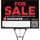 Sign2Web 18 In. x 24 In. Double-Sided For Sale Sign Image 1
