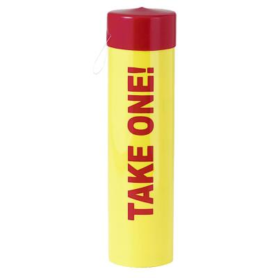 Hy-Ko Yellow Take One Tube