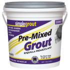 Custom Building Products Simplegrout Gallon Sandstone Pre-Mixed Tile Grout Image 1