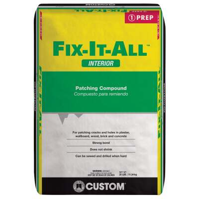 FIX-IT-ALL 25 Lb. Patching Compound