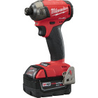 Milwaukee M18 FUEL SURGE 18 Volt Lithium-Ion Brushless 1/4 In. Hex Hydraulic Cordless Impact Driver Kit Image 1