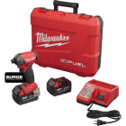 Milwaukee M18 FUEL SURGE 18 Volt Lithium-Ion Brushless 1/4 In. Hex Hydraulic Cordless Impact Driver Kit Image 2