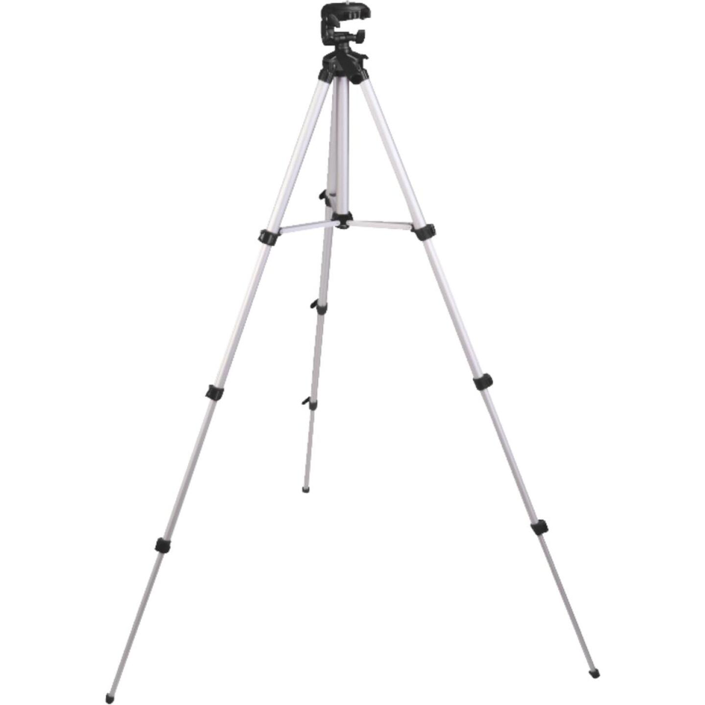 "Johnson Level 1/4""-20 Thread Elevating Tripod Image 1"