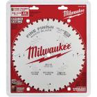 Milwaukee 10-1/4 In. 40-Tooth Fine Finish Circular Saw Blade Image 2