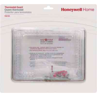 Honeywell Home Clear 9-3/4 In. 7-1/4 In. Thermostat Guard