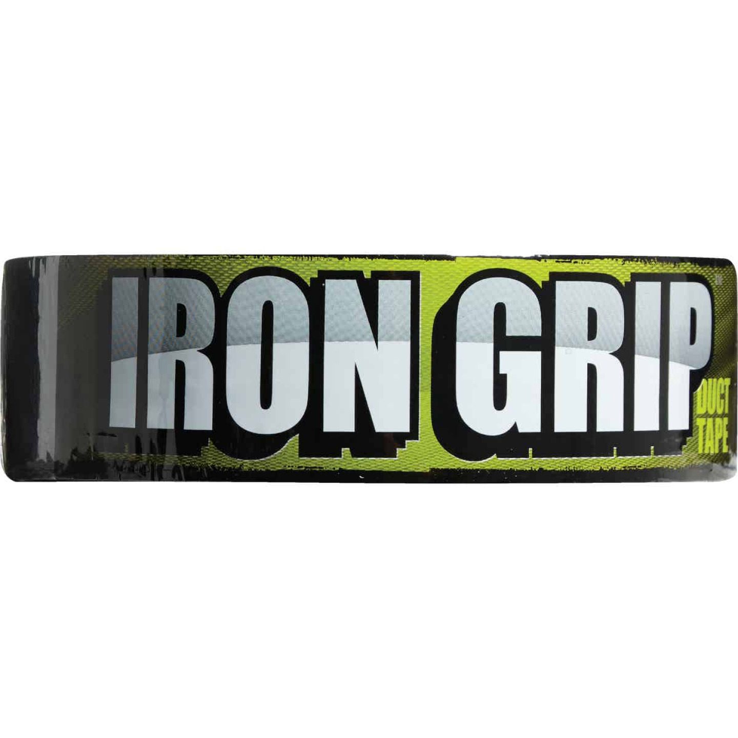 Intertape IRONGRIP 1.88 In. x 35 Yd. Duct Tape, Black Image 2