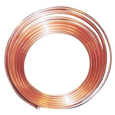 Mueller Streamline 1/2 In. ID x 20 Ft. Soft Coil Copper Tubing