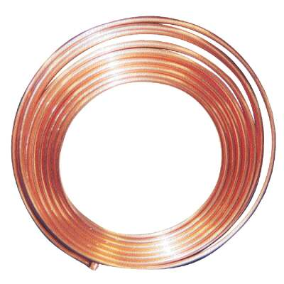 Mueller Streamline 3/8 In. ID x 10 Ft. Soft Coil Copper Tubing