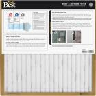 Do it Best 14 In. x 24 In. x 1 In. Dust & Lint MERV 6 Furnace Filter Image 2