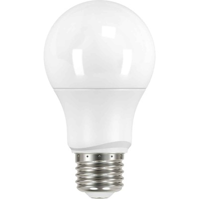 Satco 40W Equivalent Warm White A19 Medium LED Light Bulb