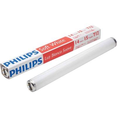 Philips ALTO 14W 15 In. Soft White T12 Medium Bi-Pin Fluorescent Tube Light Bulb