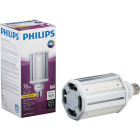 Philips TrueForce 26W Clear Corn Cob Medium Base LED High-Intensity Light Bulb Image 1