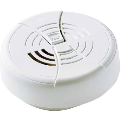 First Alert Battery Operated 9V Ionization Smoke Alarm