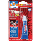 PERMATEX 0.2 Oz. Red High-Strength Gel Squeeze Threadlocker Image 1