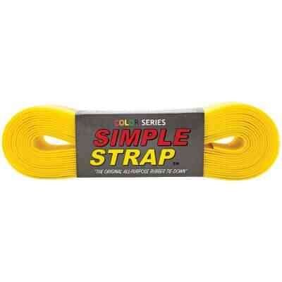Simple Strap 40 mm x 20 Ft. Yellow Regular Duty Tie-Down Strap