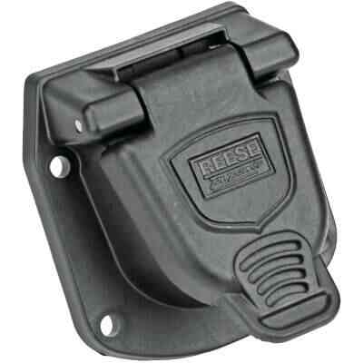 Reese Towpower 6-Round Professional Vehicle Side Connector