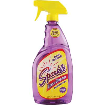 Sparkle 26 Oz. Industrial Use Glass & Surface Cleaner