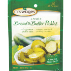 Mrs. Wages 1.94 Oz. Bread & Butter Refrigerator Pickling Mix Image 1