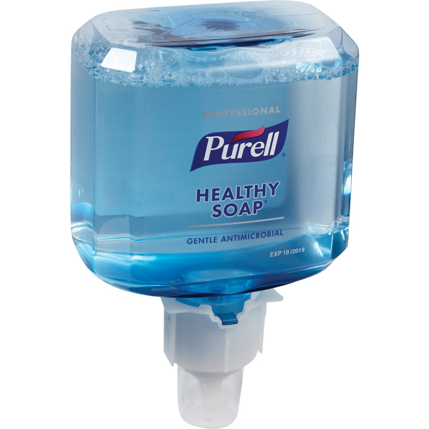 Purell ES4 1200mL Professional Healthy Soap 0.5% BAK Antimicrobial Foam Refill Image 1