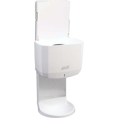 Purell ES6 Touch-Free White 1200mL Hand Sanitizer Dispenser