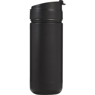 Manna Ranger Rise 18 Oz. Onyx Black Insulated Tumbler