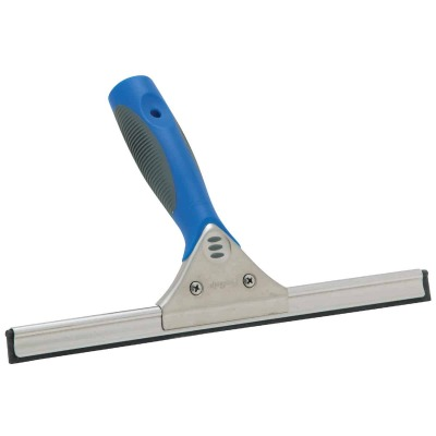 Ettore ProGrip 12 In. Rubber Squeegee