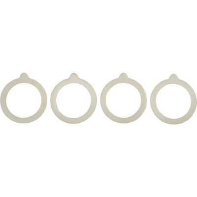 Silicone Canning Jar Ring (4-Count)