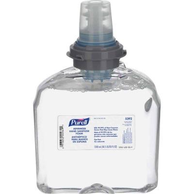 Purell TFX Advanced Hand Sanitizer 1200mL Foam Refill
