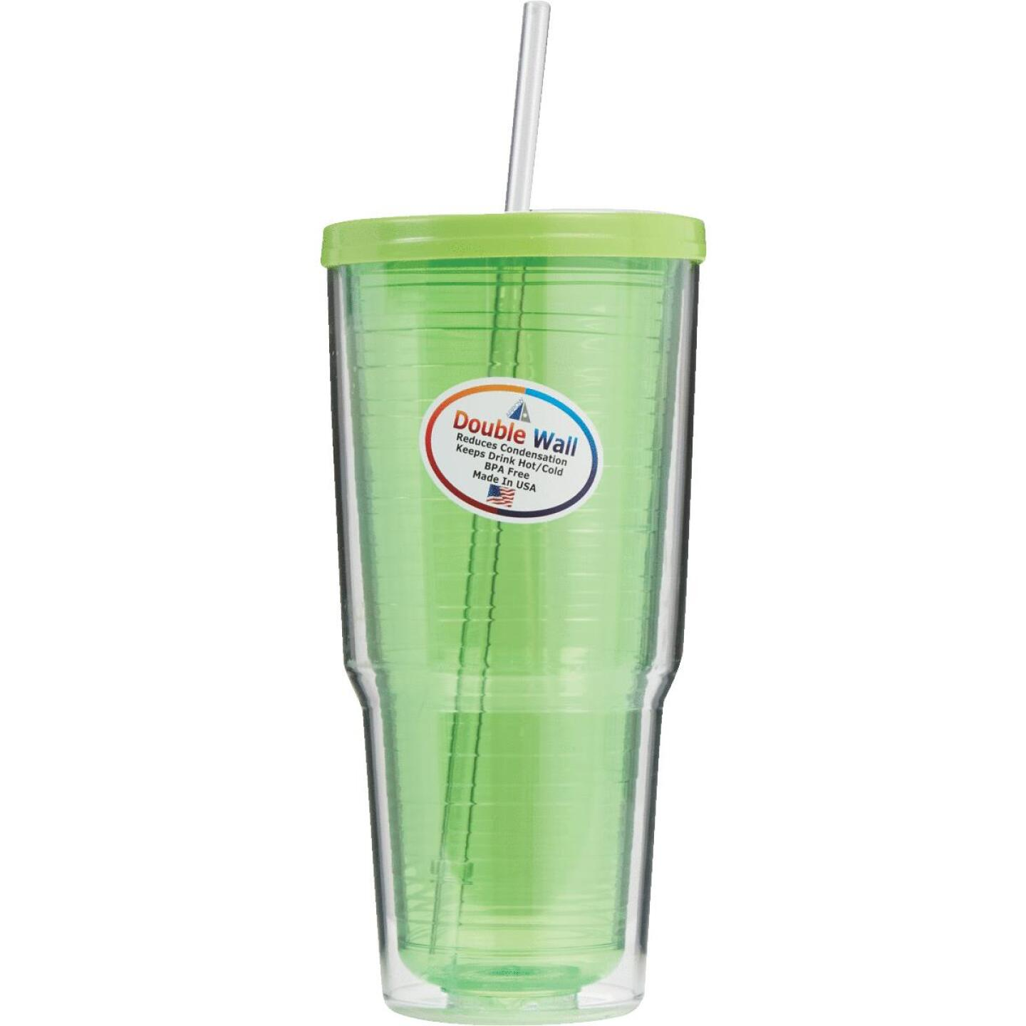 Arrow 24 Oz. Double Wall Insulated Tumbler Image 4