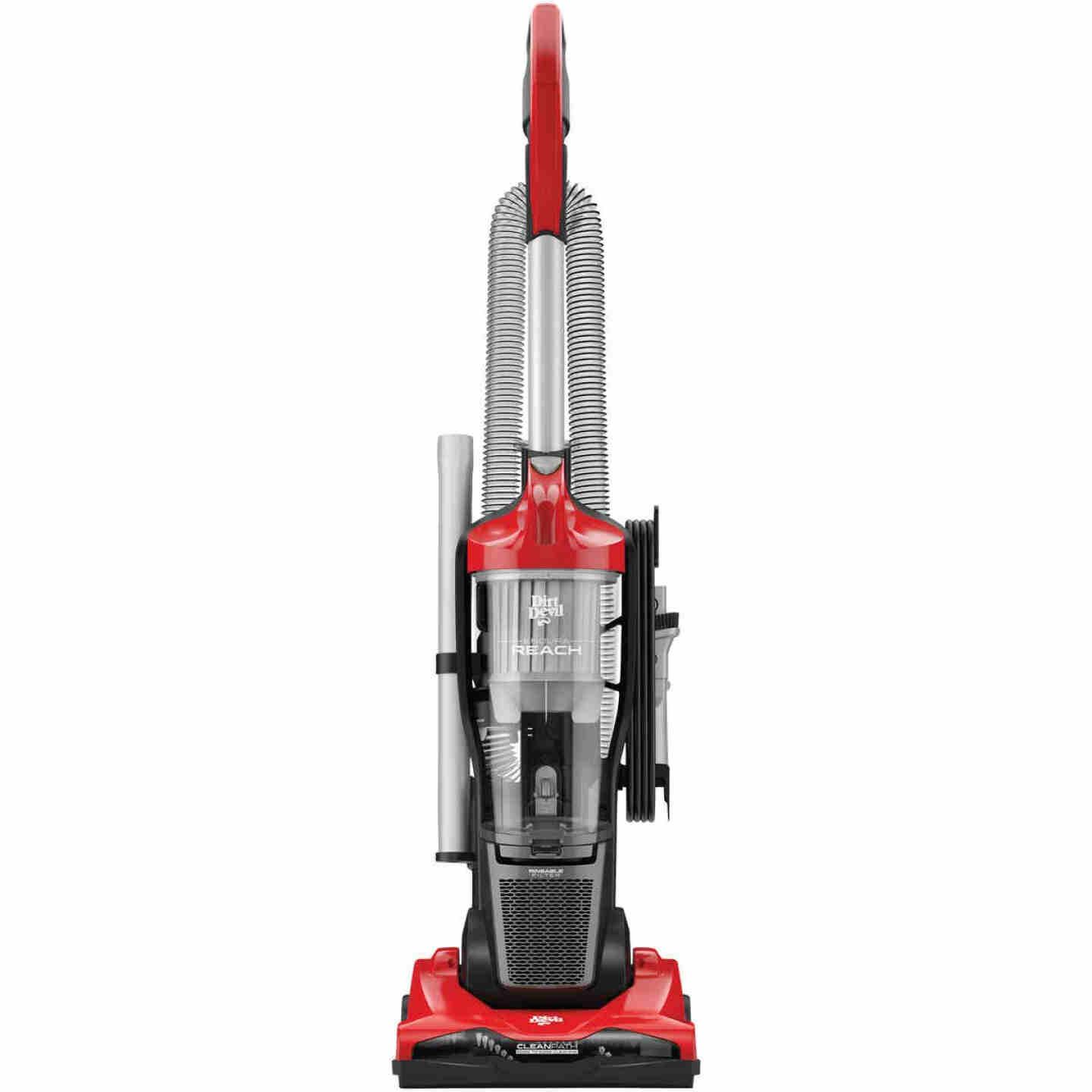 Dirt Devil Endura Reach Compact Upright Vacuum Image 1