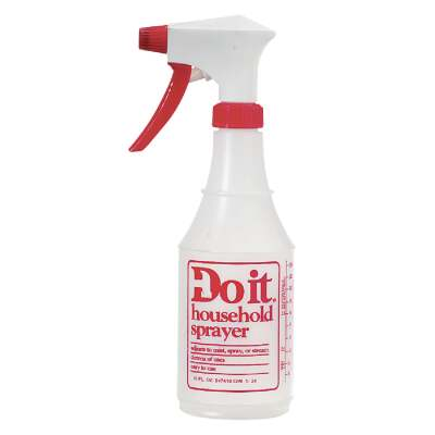 Do it 16 Oz. Plastic Spray Bottle