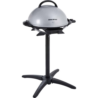 George Foreman 240 Sq. In. Indoor/Outdoor Electric Grill