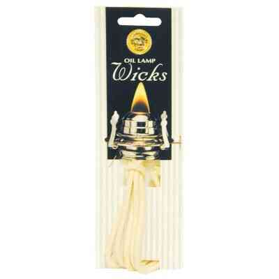 Lamplight Farms 1/8 In. x 8 In. Round Oil Lamp Wick (5 Count)