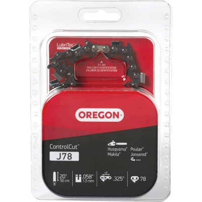Oregon ControlCut J78 20 In. Chainsaw Chain
