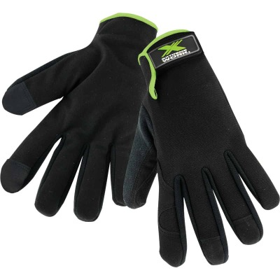 West Chester Protective Gear Extreme Work Men's XL Synthetic Leather Palm Work Glove (2-Pack)