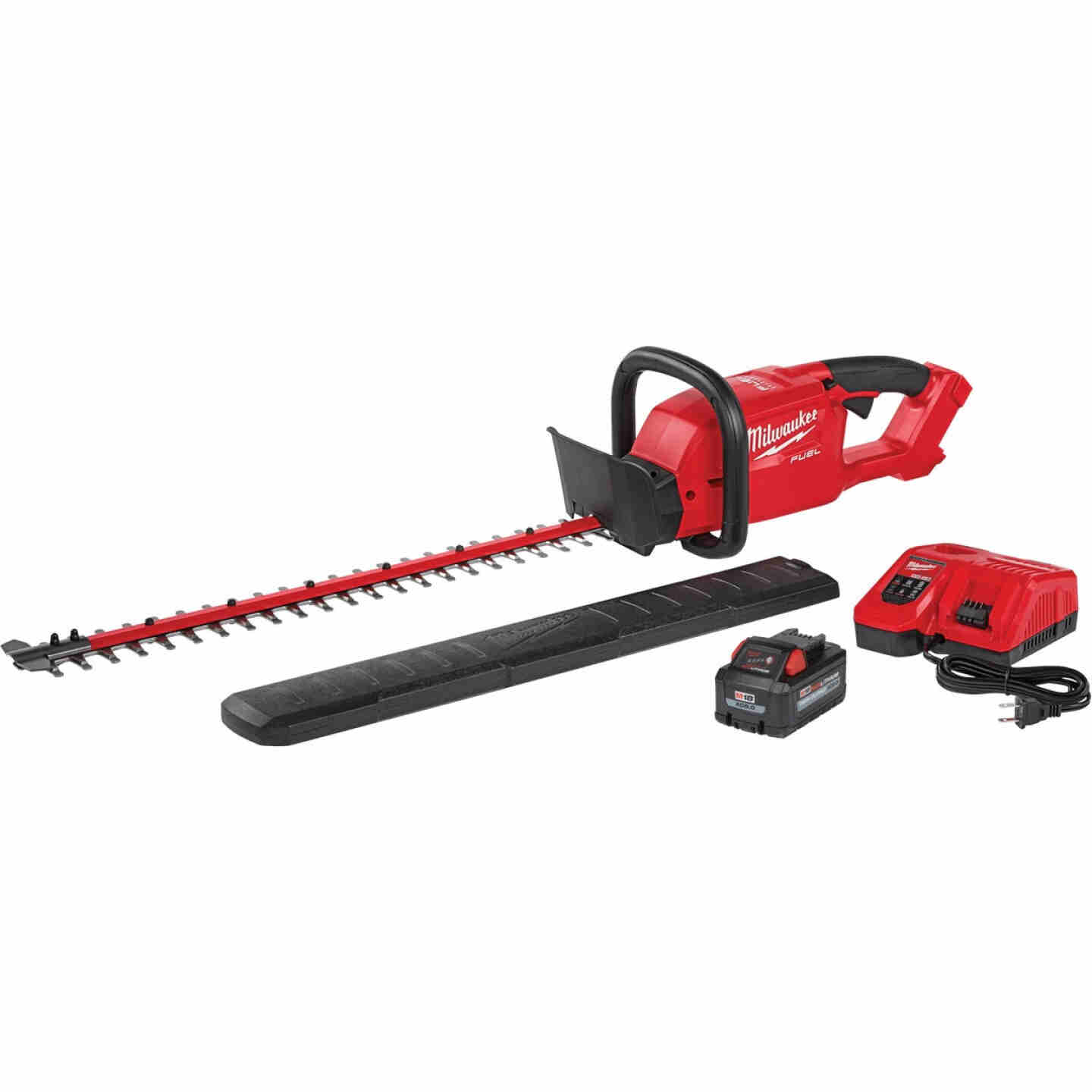 Milwaukee M18 Fuel 24 In. 9A Cordless Hedge Trimmer Kit Image 1