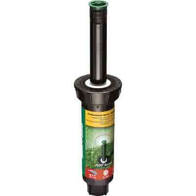 Rain Bird 4 In. Full Circle Adjustable 8 Ft. Rotary Sprinkler with Pressure Regulator