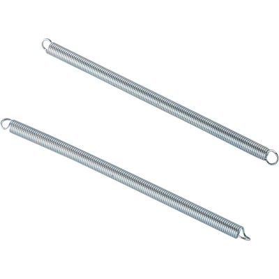 Century Spring 2-1/2 In. x 1/4 In. Extension Spring (2 Count)