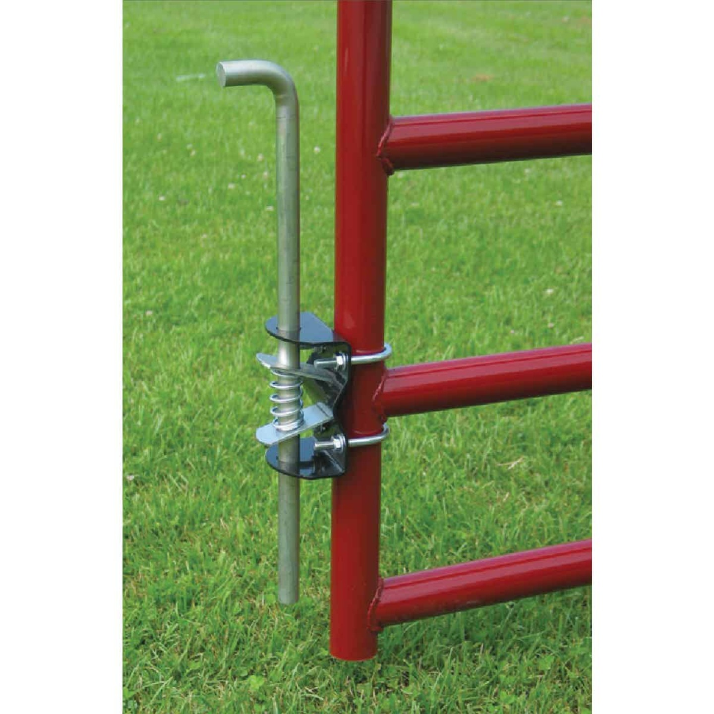 Speeco 1-3/4 In. to 2 In. Dia. Red Steel Gate Anchor Image 2