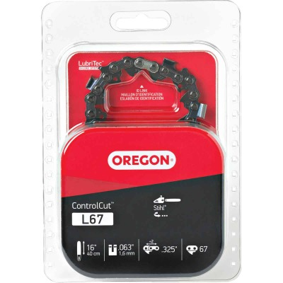 Oregon ControlCut L67 16 In. Chainsaw Chain