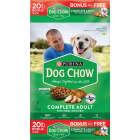 Purina Dog Chow 20 Lb. Chicken Flavor Dry Dog Food Image 1