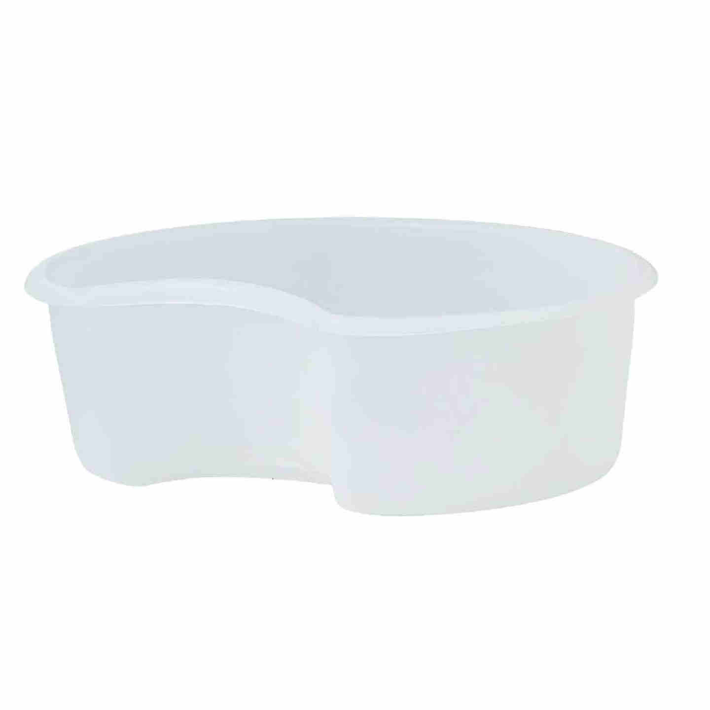 Leaktite 5 Gal. 28 In. x 11-3/4 In. White Pail Strainer Image 1