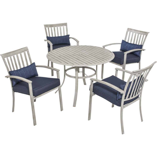 Outdoor Expressions Delray 5-Piece Dining Set