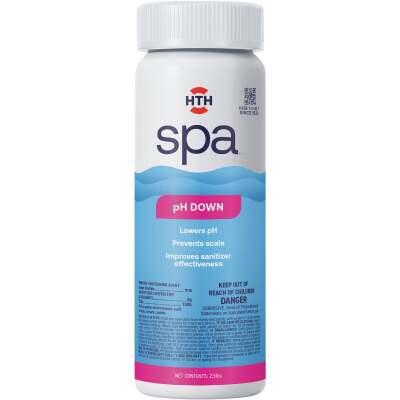HTH Spa 2 Lb. pH Balancer Decreaser Crystal