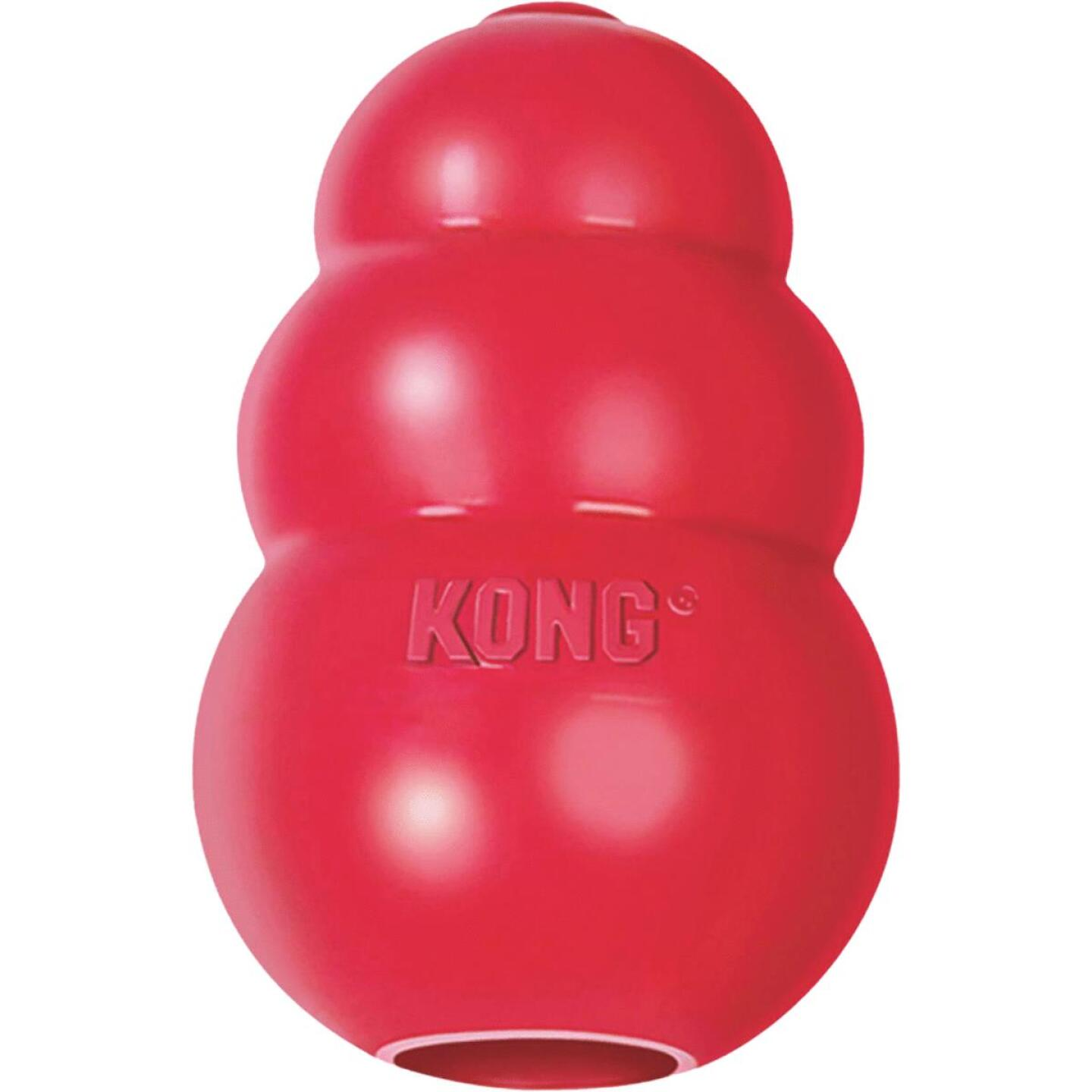 Kong Classic Dog Chew Toy, 15 to 35 Lb. Image 2