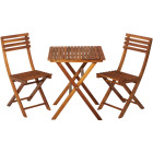 Leigh Country Sequoia 3-Piece Bistro Set Image 1